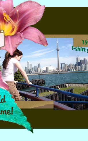 CONTEST! Win an Endangered Couture tee!