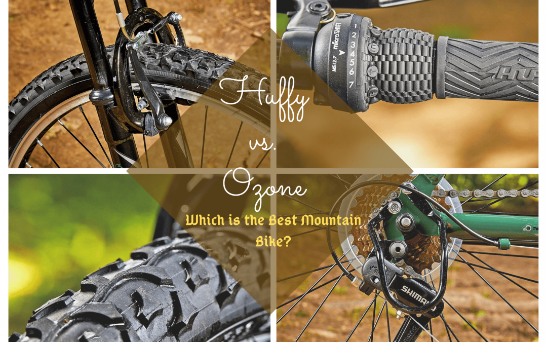 Huffy vs Ozone – Which is the Best Mountain Bike? [A Comparison Overview – 2020]