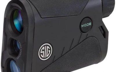 Sig Sauer 4×20 KILO1200 Laser Rangefinder – Ultimate Review (2020)