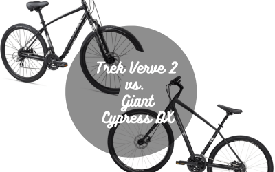 Trek Verve 2 vs. Giant Cypress DX – Supreme Review and Comparison [2020]