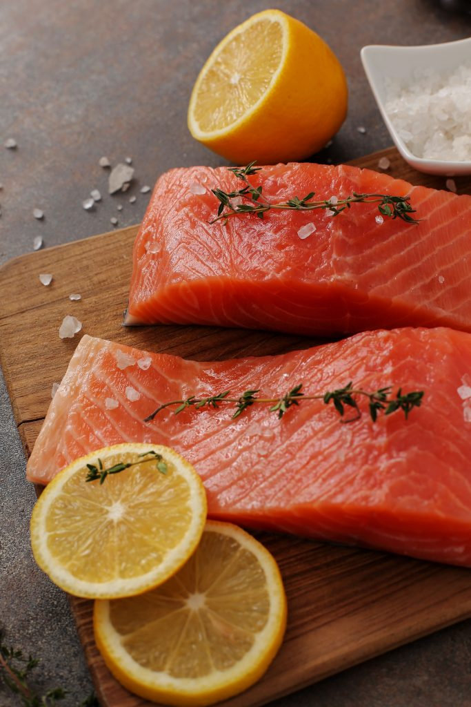 salmon-slices-healthy-food