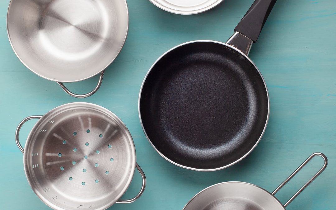 Learn The Differences: Stainless Steel Vs Nonstick Cookware