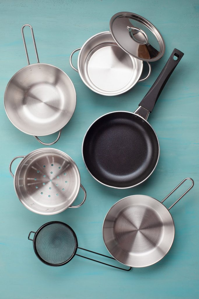 stainless steel vs nonstick pans