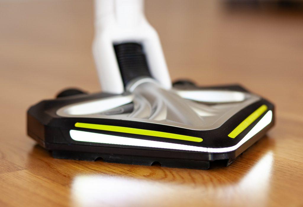 electric brooms for hardwood floors